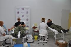 Dobrovoľní darcovia už darovali viac ako 105 litrov krvi