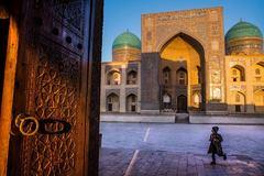Cestovateľské kino: Uzbekistan - perla Hodvábnej cesty
