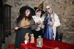 Upíri a bosorky na hrade Strečno: Báli ste sa? FOTO