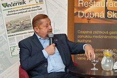Štefan Harabin v Horúcom kresle: Strana Vlasť zastaví kradnutie a spraví poriadok