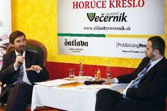 Juraj Blanár: My sa nehádame, ale robíme