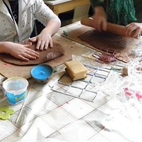 Prázdninový workshop keramiky pre školákov (19. - 23. 2.)