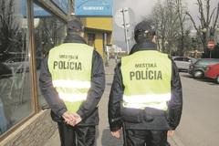 Žilinskí mestskí policajti sú vynikajúci pátrači