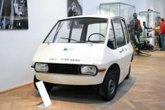 Prvý československý elektromobil vznikol už v roku 1968