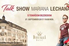 Talkshow Mariana Lechana s Tomášom Bezdedom