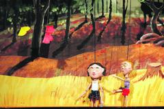 Bábkové divadlo pre deti aj dospelých