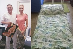 Ku zvýšeniu komfortu sprievodnej osoby na pediatrickej ortopédii prispejú skladacie postele