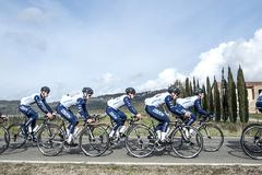 Talentovaný cyklista Štoček pokračuje v Taliansku