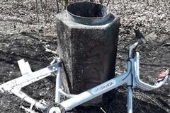 Začiatok sezóny so zničeným bicyklom
