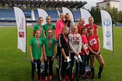 Atletické nádeje zo Žiliny vybojovali medaily aj rekordy
