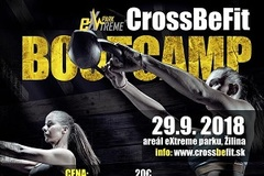 CrossBeFit Bootcamp