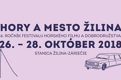 Hory a Mesto Žilina 2018