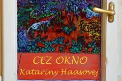 CEZ OKNO Kataríny Haasovej