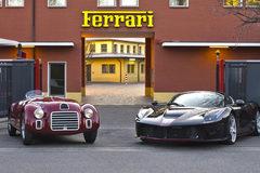 Ferrari oslavuje sedemdesiatku