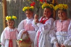 Jarné zvyky v Bytčici