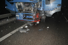 Dopravné nehody si vyžiadali dvoch mŕtvych a niekoľko zranených