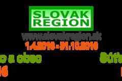 """Začiatok súťaží """"Najkrajšie mesto a obec Slovenska 2016"""" a """"Primátor/Starosta Slovenska 2016"""" na SLOVAKREGION.SK"""