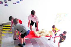 Prvý ročník Letnej školy Záchranárik