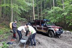 V Malej Fatre našli telesné pozostatky neznámej osoby, zasahovali horskí záchranári