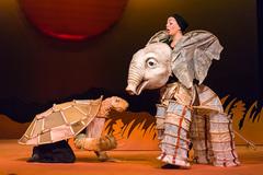 Zvedavý sloník