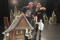Pred najkrajšími sviatkami roka prinesie bábkové divadlo novú hru