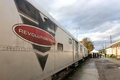 Protidrogový vlak putuje po Žilinskom kraji