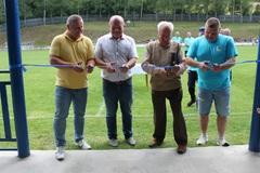Veľké Rovné oslavovalo: Po päťdesiatich rokoch sa futbalisti dočkali rekonštrukcie