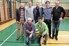 Volejbaloví veteráni Žiliny víťazmi v Martine