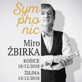 Miro Žbirka Symphonic 2018