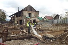 V Nededzi začali s výstavbou kostola