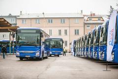 V našom regióne budú autobusy jazdiť aj počas sviatkov