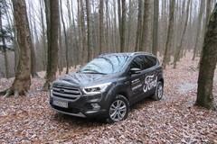 Ford Kuga – populárne SUV oslavuje