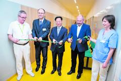 Nové ambulancie gastroenterológie a vynovené oddelenie liečebne dlhodobo chorých
