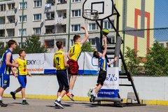 Gaštanová žila streetballom