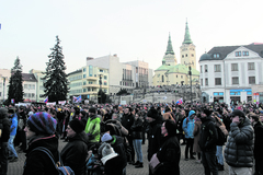 Organizátori pochodov hlásia návrat: vo štvrtok 5. apríla sa opäť zídu v Žiline