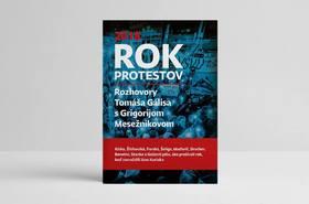Tomáš Gális a Grigorij Mesežnikov - diskusia o knihe Rok protestov