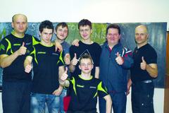 Kysucké Nové Mesto oceňovalo najlepších športovcov za rok 2012
