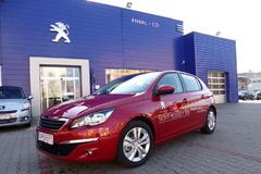 PEUGEOT 308 - Ozdobený titulom slovenské auto roka 2014