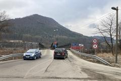 EXKLUZÍVNE - Dočasné premostenie vo Vraní uzavrú, s prácami začnú až v októbri