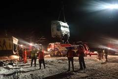 Dopravnú nehodu pri Čadci vyšetruje polícia ako prečin všeobecného ohrozenia
