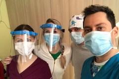 Žilinská univerzita bezplatne dodala vyše 2000 ochranných štítov zdravotníkom