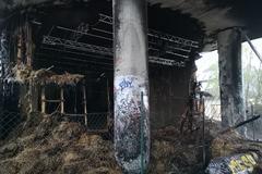 Požiar pripravil Stanicu Žilina-Záriečie o jednu zo sál