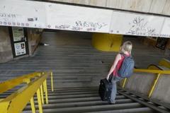 Železničný podchod kazí dojem mesta