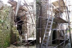 Hrad Lietava je už roky domovom a nie opustenou stavbou