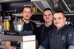 Kurz prípravy steakov s Ľubomírom Herkom a Michalom Vajdom