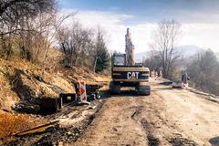 Opravy mostov v regióne pokračujú. Robí sa v Dolnej Tižine aj v Zbyňove