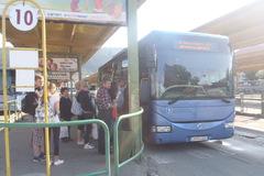 Farebná nafta v autobusoch je pascou pre zlodejov