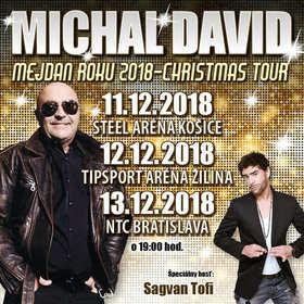 Michal David - Mejdan roku 2018