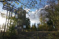 Výhľad na Rajeckú dolinu ponúka nová rozhľadňa na vrchu Dubová