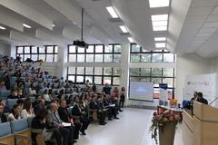 Národný konvent na Žilinskej univerzite: študenti diskutovali o Európskej únii